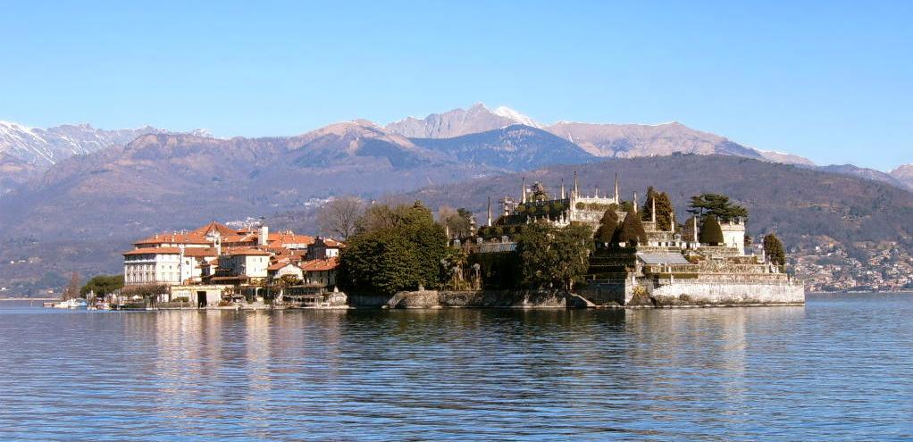 Discovering Lago Maggiore - Isola Bella