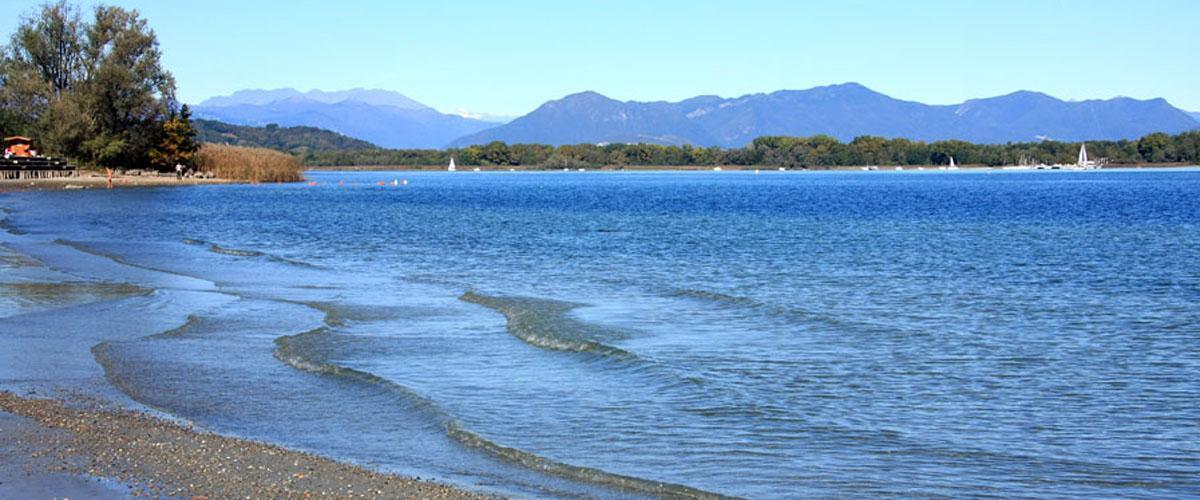 Was gibt es zu sehen am Lago Maggiore: Strände