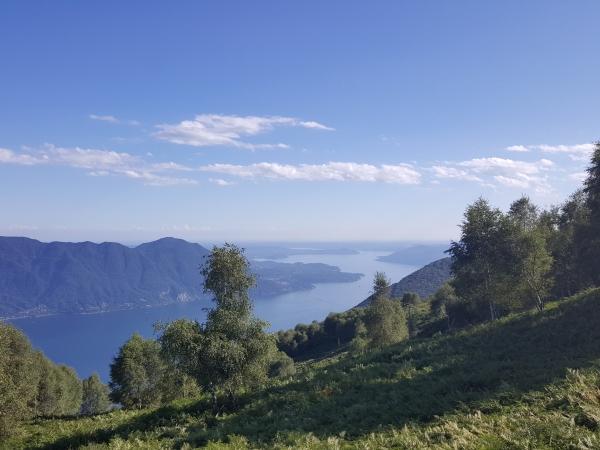 Lago Maggiore - Panorama da Piancavallo