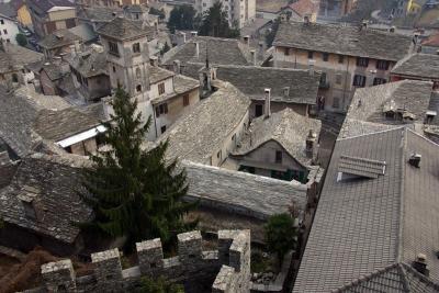 Sosta medievale a Vogogna