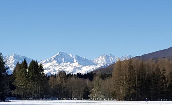 Sci di Fondo in Val Vigezzo